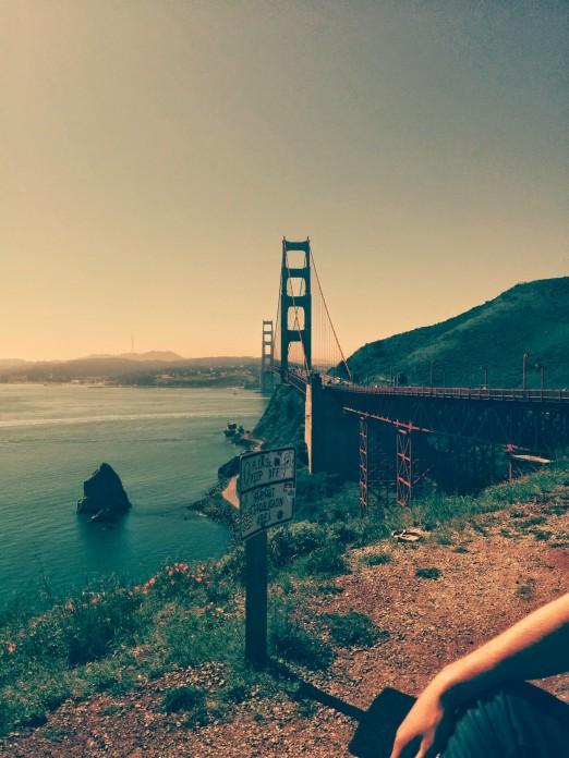 The bridge! again...